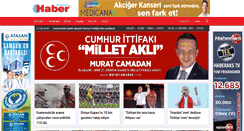 Preview of habergazetesi.com.tr